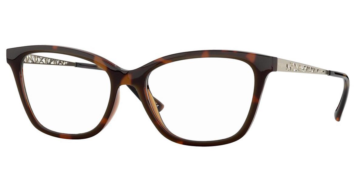 Vogue Eyewear VO5285 2386 Women's Glasses Tortoise Size 51 - Free Lenses - HSA/FSA Insurance - Blue Light Block Available
