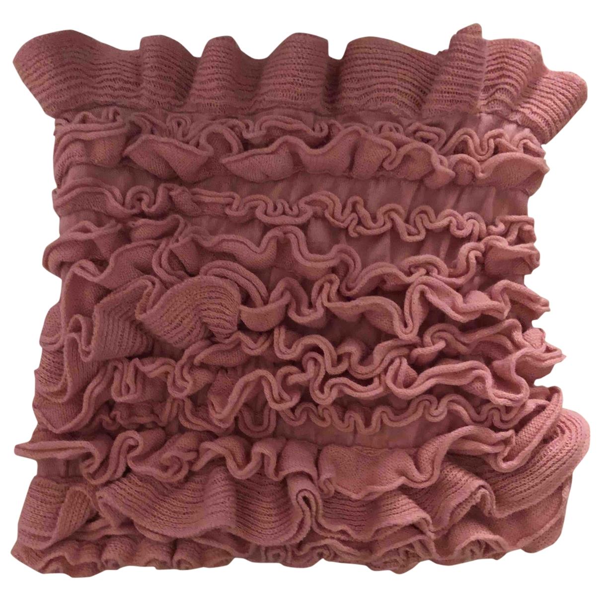 Simonetta - Top   pour femme en coton - rose