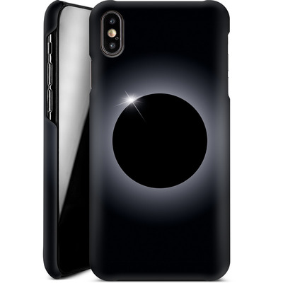 Apple iPhone XS Max Smartphone Huelle - Eclipse von caseable Designs
