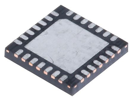 Cypress Semiconductor CY7C65632-28LTXC, USB Controller, USB 2.0, 3.3 V, 28-Pin QFN (5)