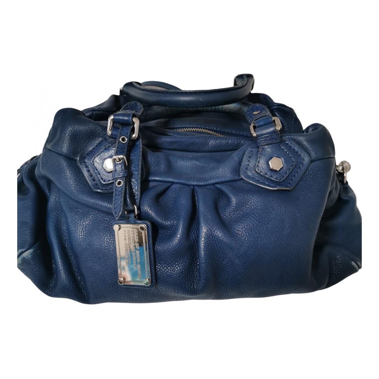 Marc By Marc Jacobs N Blue Cloth handbag for Women N