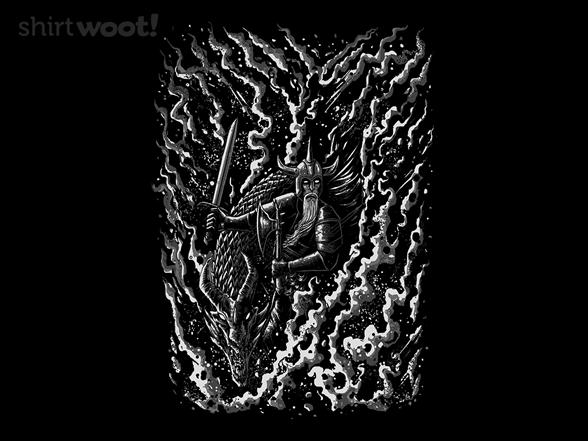 Dragon Defense T Shirt