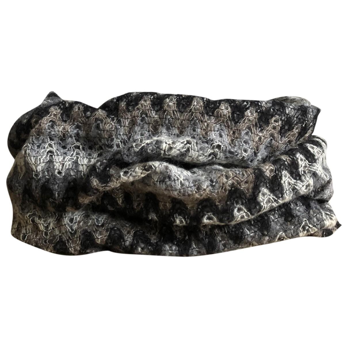 Missoni \N Grey Wool scarf for Women \N