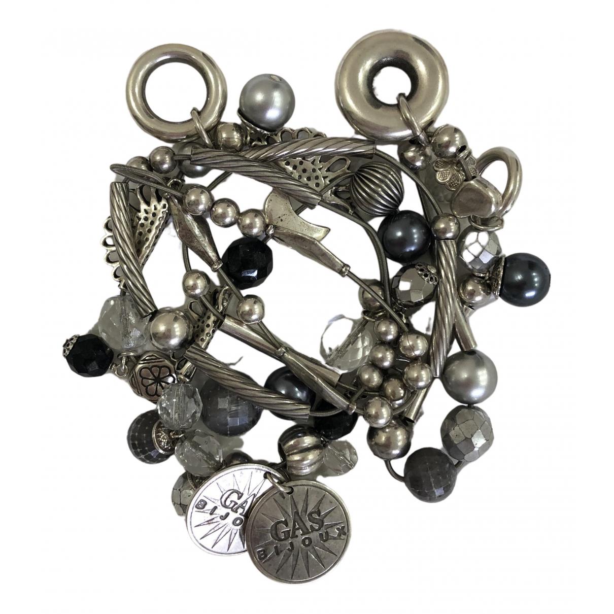 Gas - Bracelet   pour femme en autre - gris