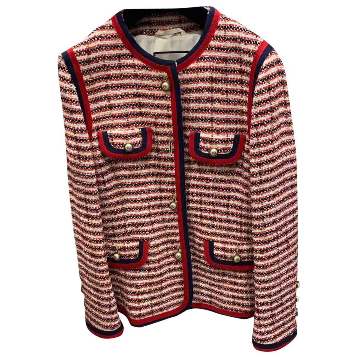Gucci - Veste   pour femme en coton