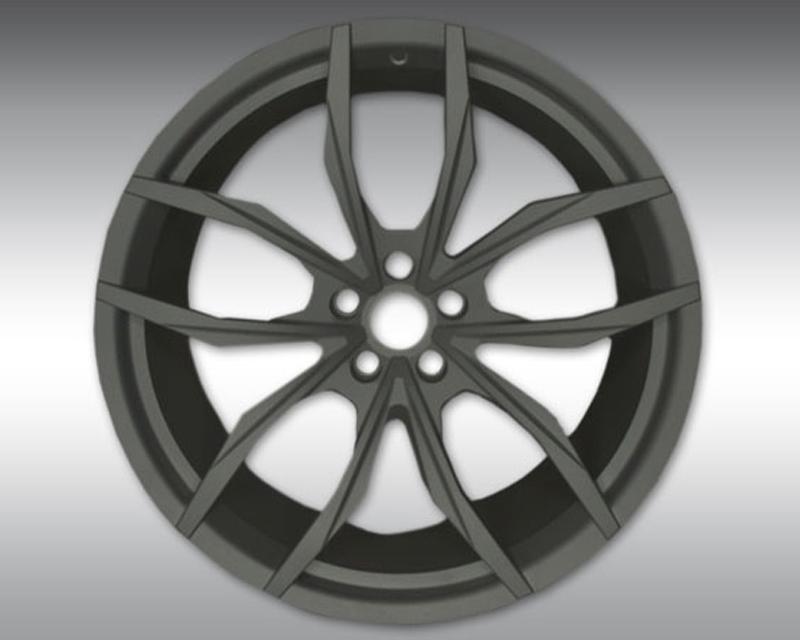 Novitec C4 570 22 MC1 Forged Rear Wheel Anthracite 21x11 McLaren 540C 16-19