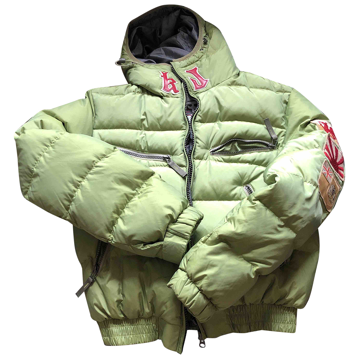 - Veste   pour femme - vert