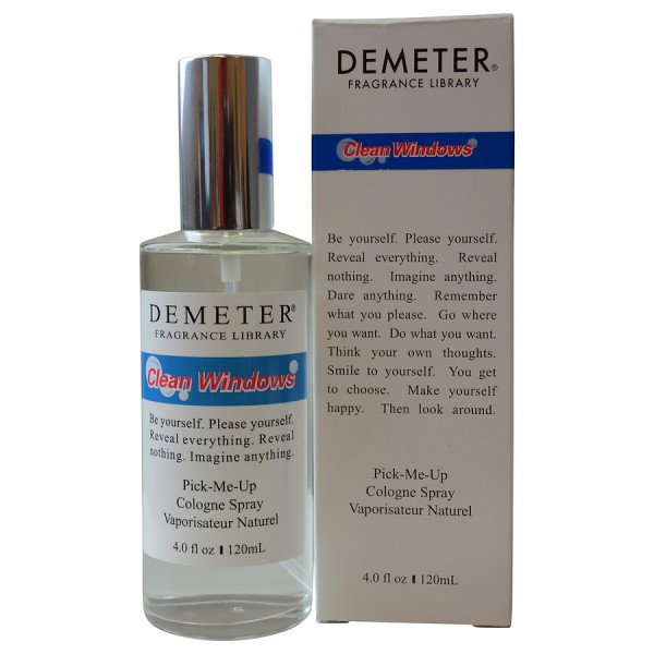 Clean windows - Demeter Colonia en espray 120 ml