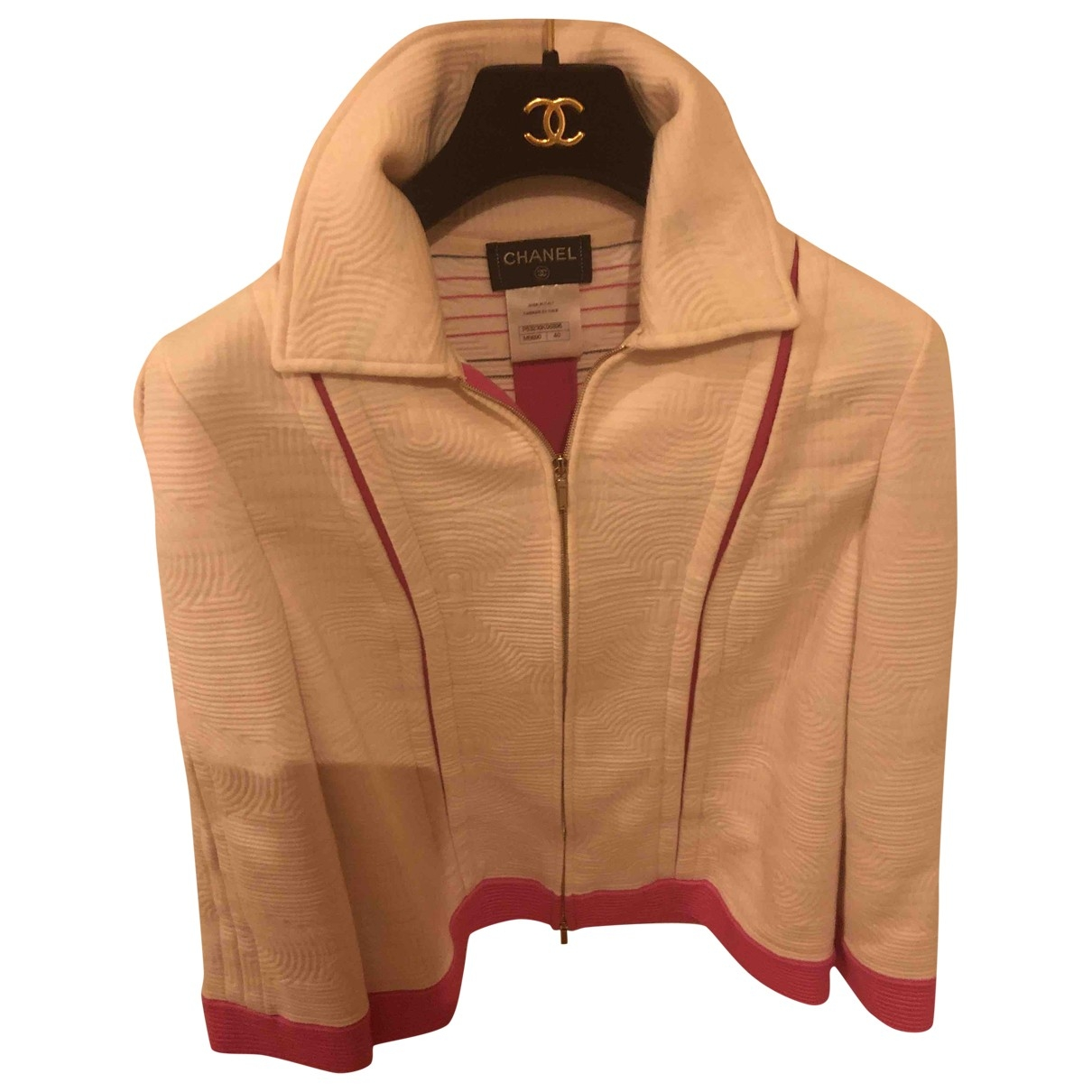 Chanel \N Multicolour Cotton jacket for Women 40 FR