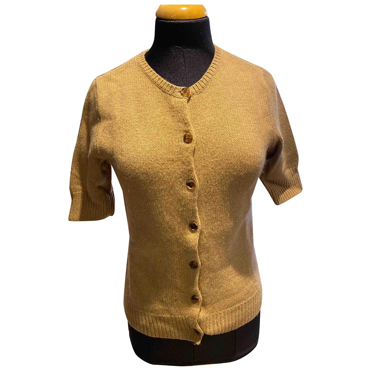 Ralph Lauren N Beige Cashmere Knitwear for Women L International