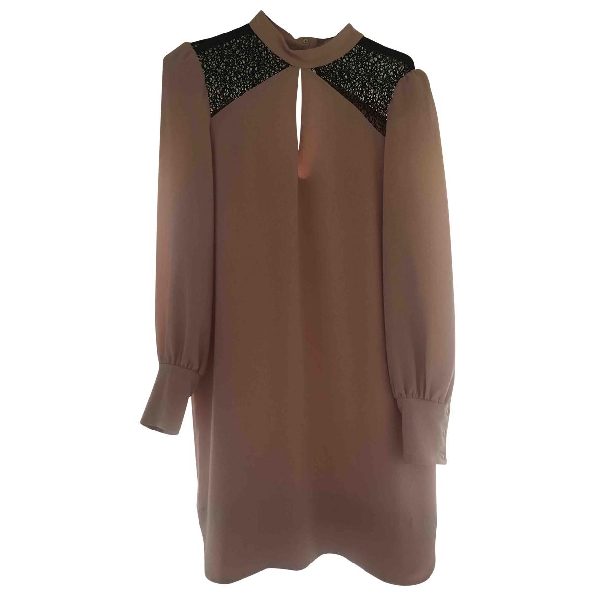 Hoss Intropia \N Pink dress for Women 40 FR