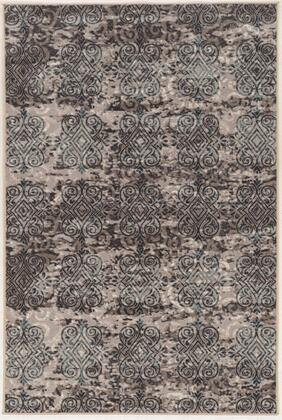 RUGVT2581 8 x 10 Rectangle Area Rug in