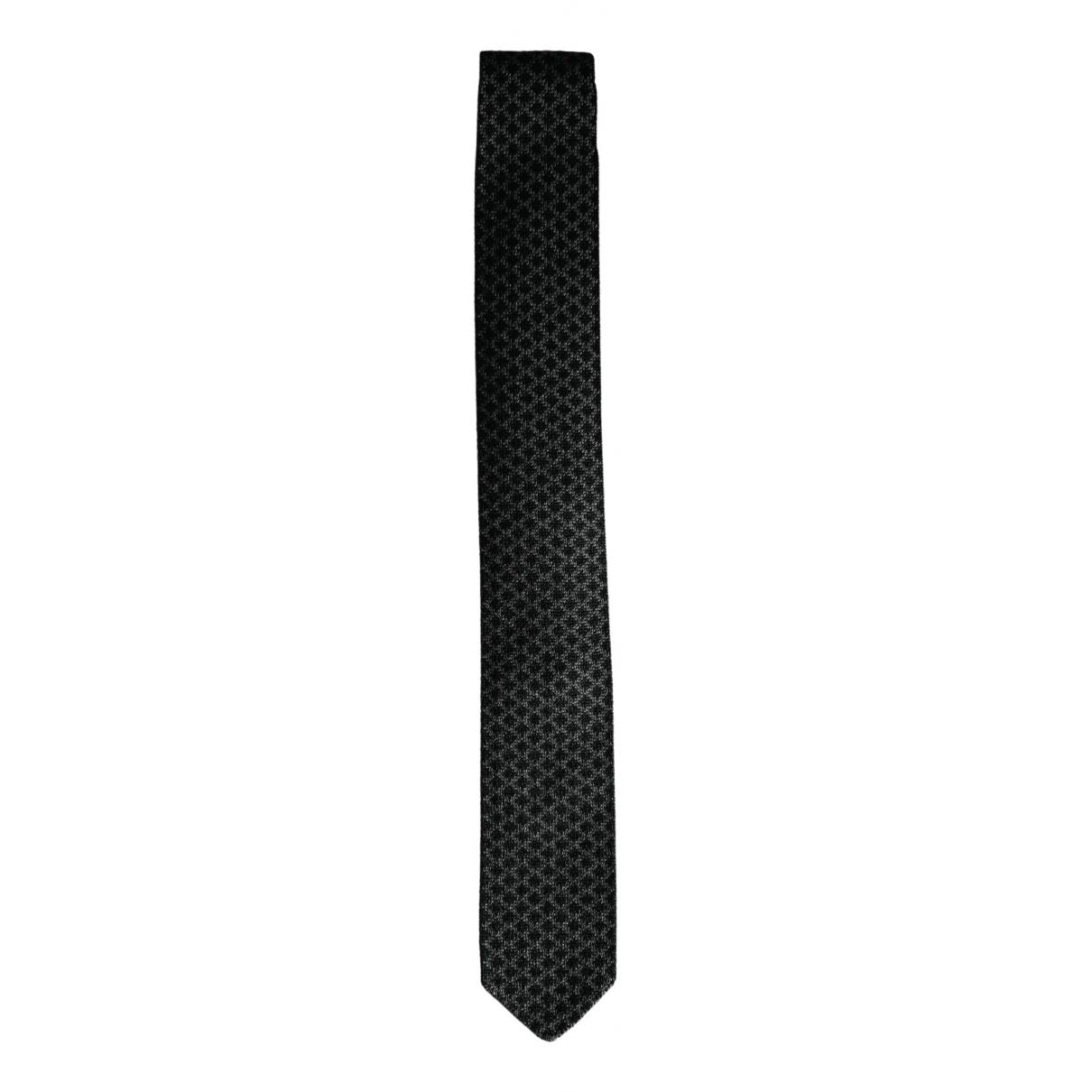 Corbata de Lana Ermenegildo Zegna