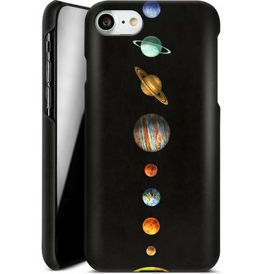 Apple iPhone 7 Smartphone Huelle - Solar System von Terry Fan