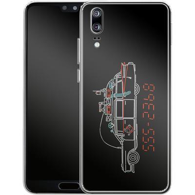 Huawei P20 Silikon Handyhuelle - 555-2368 von Rocketman
