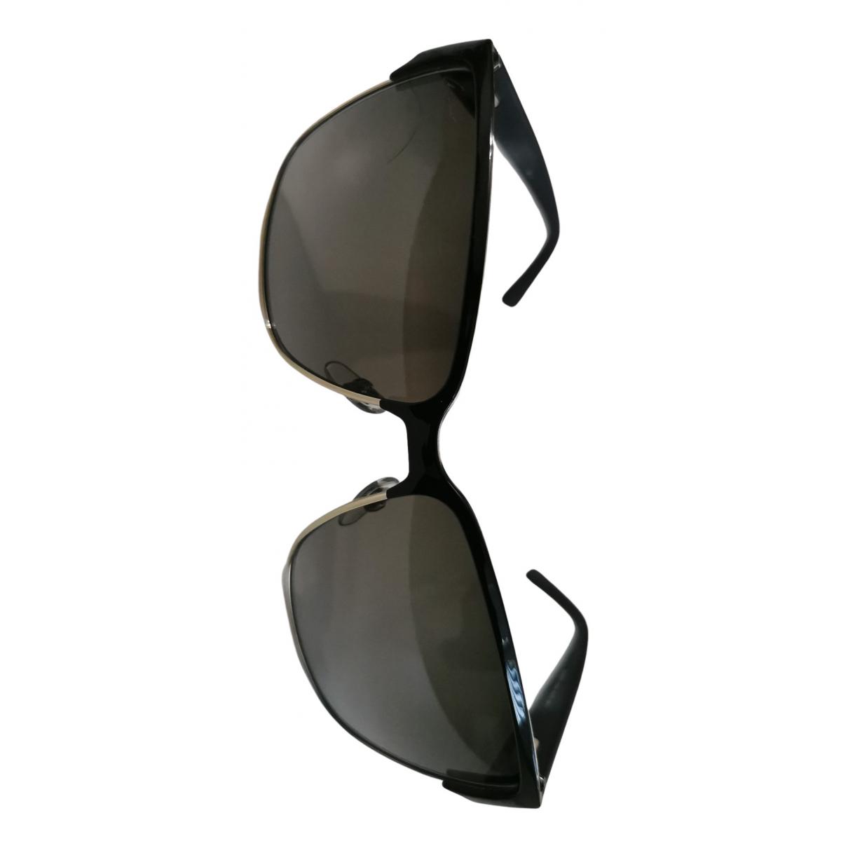 Gucci N Black Metal Sunglasses for Women N