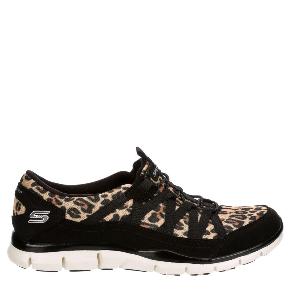 Skechers Womens Sport Gratis - Wild Vibes Shoes Sneakers