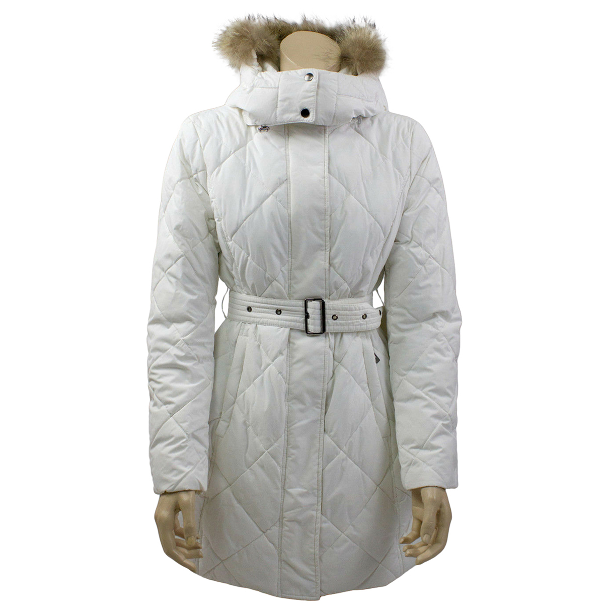 Autre Marque N White Cotton coat for Women S International