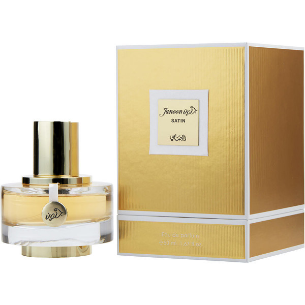 Junoon Satin - Rasasi Eau de Parfum Spray 50 ml