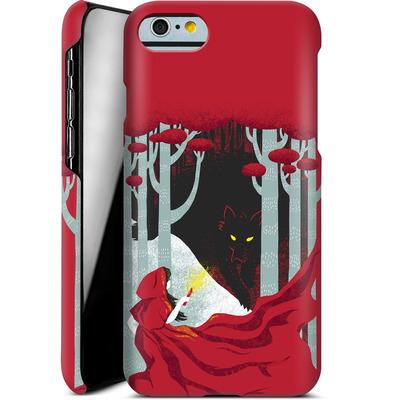 Apple iPhone 6s Smartphone Huelle - Into Woods von Little Clyde