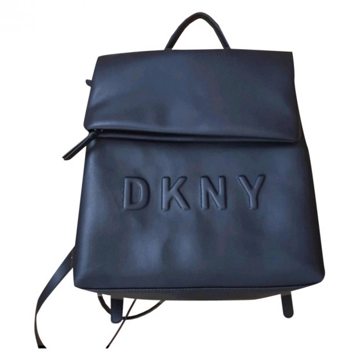 Dkny \N Black backpack for Women \N