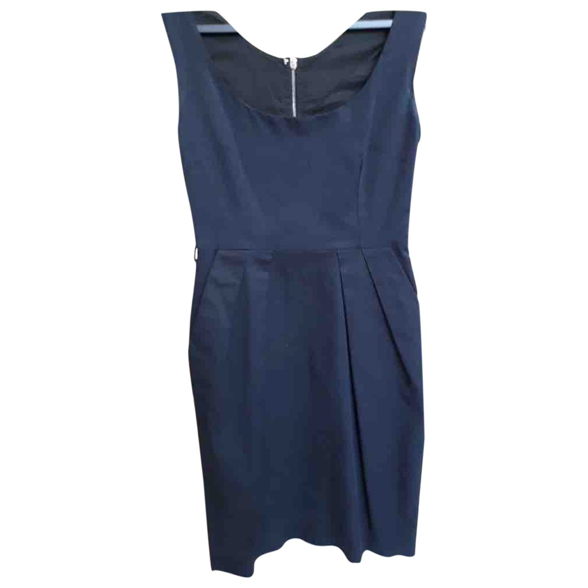 Dolce & Gabbana \N Anthracite Cotton dress for Women 40 IT