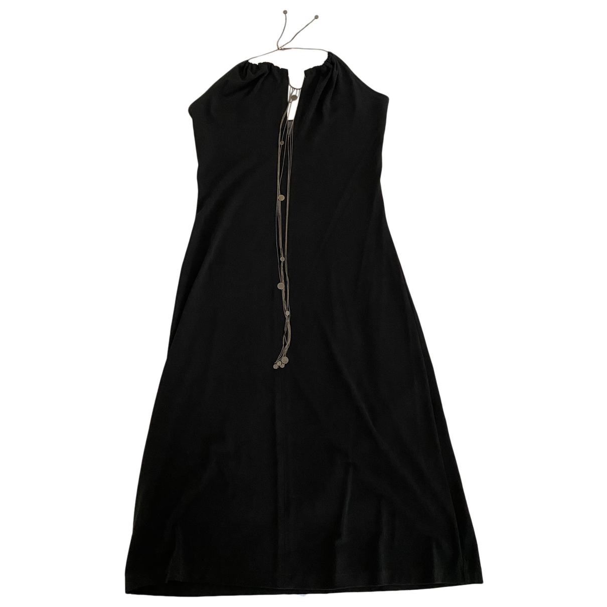 Non Signé / Unsigned N Black dress for Women 44 IT