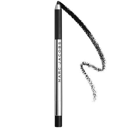 Marc Jacobs Beauty Highliner Gel Eye Crayon Eyeliner, One Size , Black