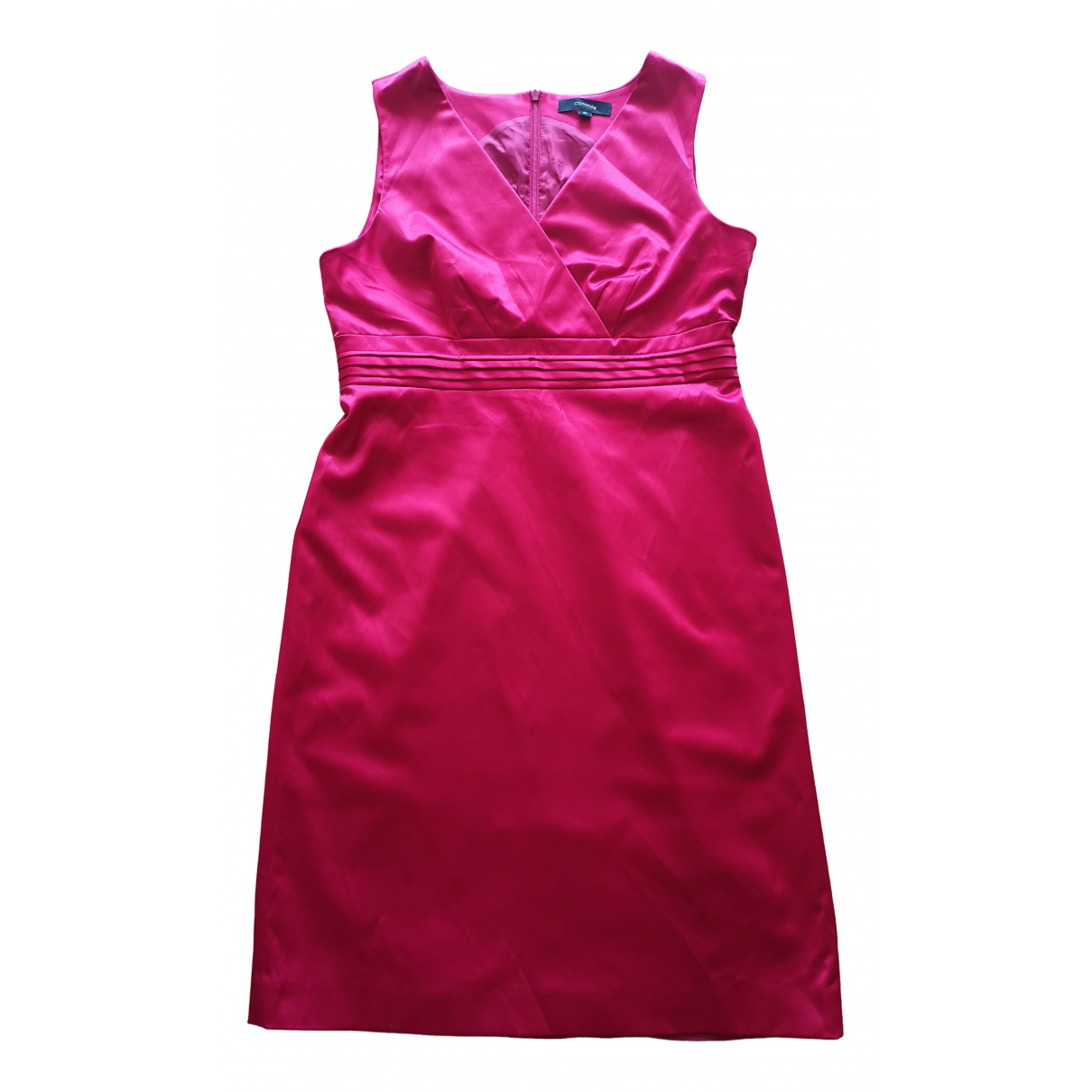 Comma \N Kleid in  Rosa Polyester