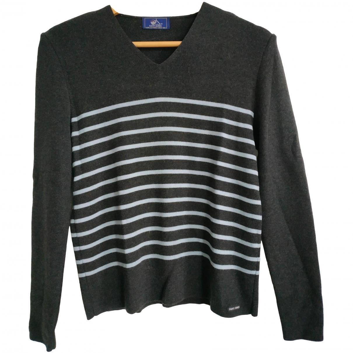 Saint James \N Grey Wool Knitwear for Women 38 FR