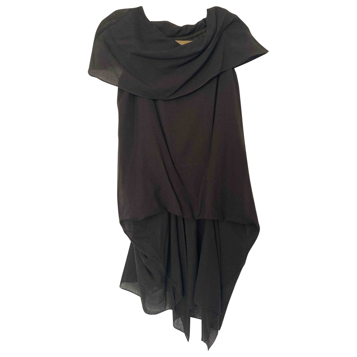 Morgane Le Fay \N Top in  Gruen Wolle
