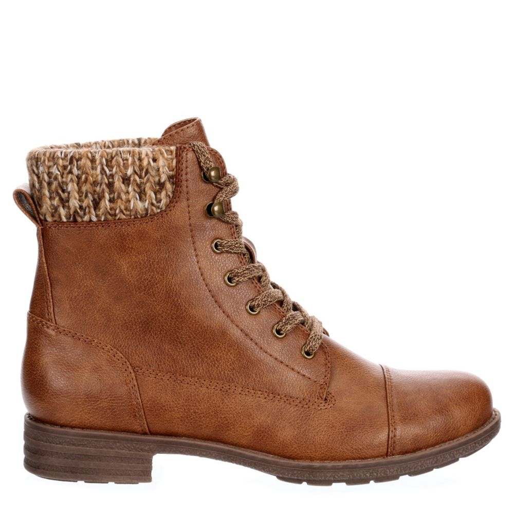 Limelight Womens Toni Combat Boot Boots
