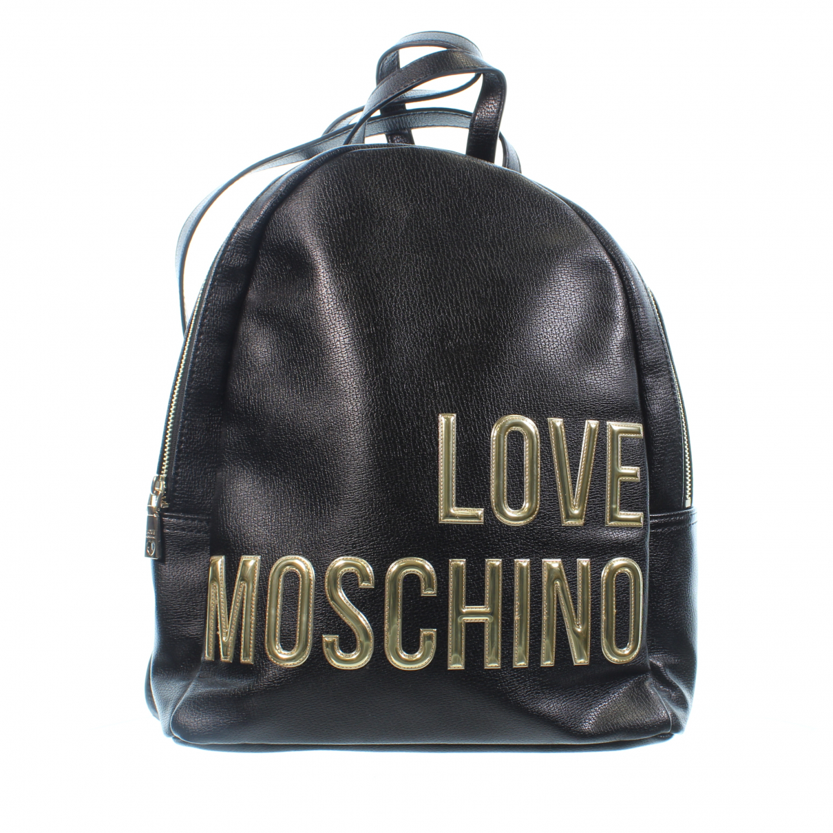 Mochila de Cuero Moschino Love