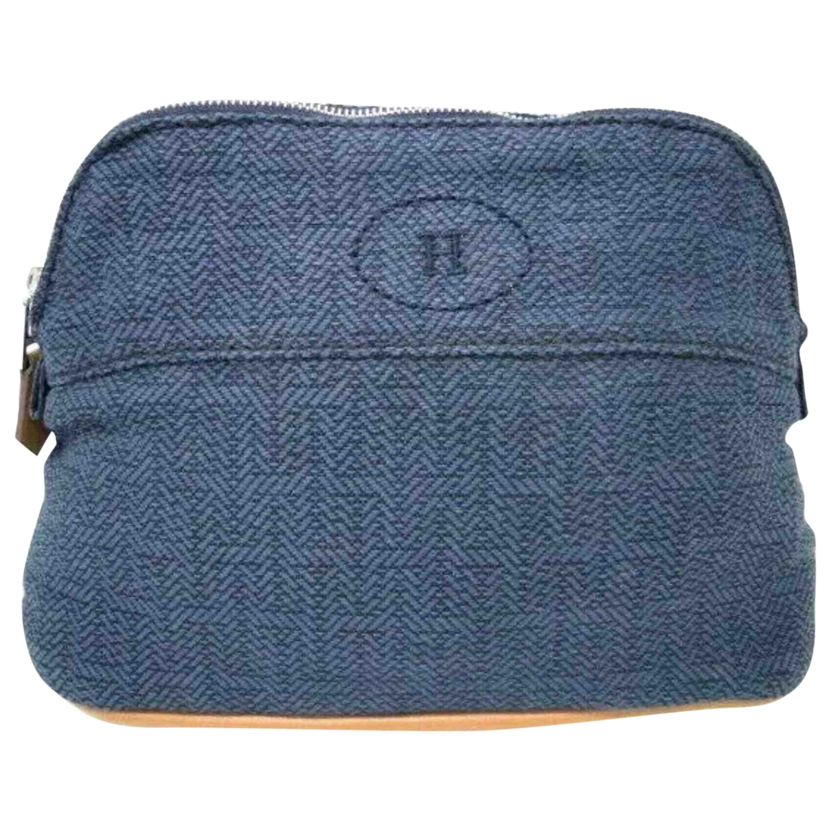 Hermès \N Blue Cotton Travel for Life & Living \N