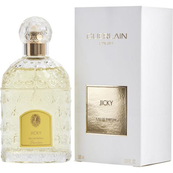 Guerlain - Jicky : Eau de Parfum Spray 3.4 Oz / 100 ml