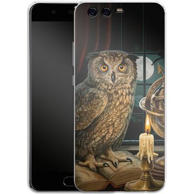 Huawei P10 Silikon Handyhuelle - The Astrologer von Lisa Parker