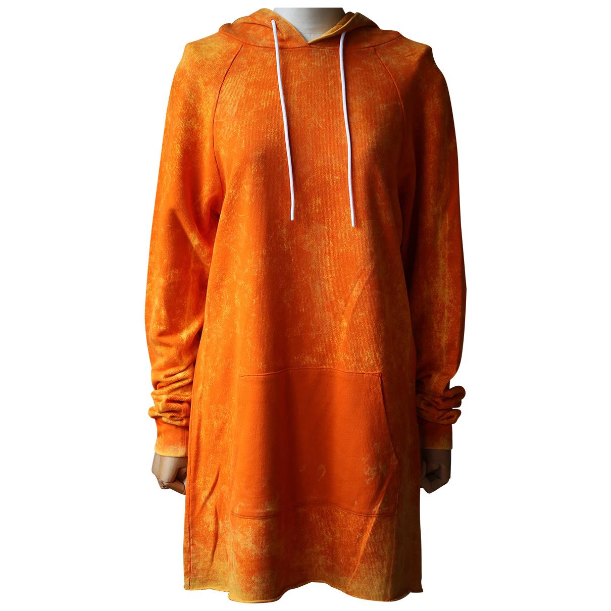 Cotton Citizen - Robe   pour femme en coton - orange