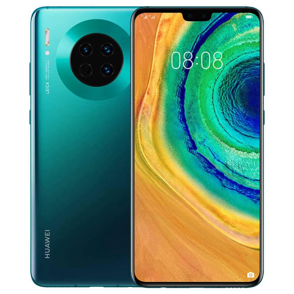 HUAWEI Mate 30 6.62 Inch 8GB 128GB Smartphone Emerald Green