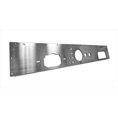 Rugged Ridge Replacement Dash Panel (Brushed) - 11144.11