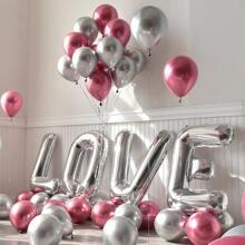 44 Stuecke Dekorativer Ballon Set