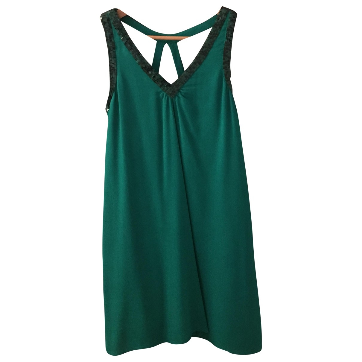 Non Signé / Unsigned \N Green dress for Women 10 UK