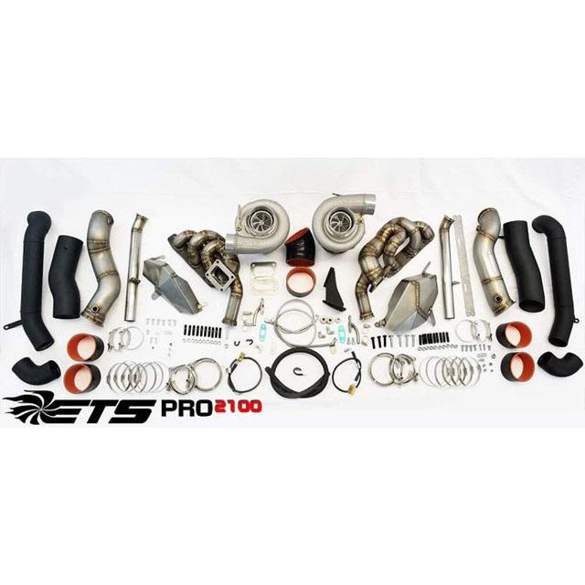 ETS 2008-2020 Nissan GTR LHD Pro Series Turbo Kits PRO1400