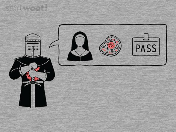 Pun Shall Pass T Shirt