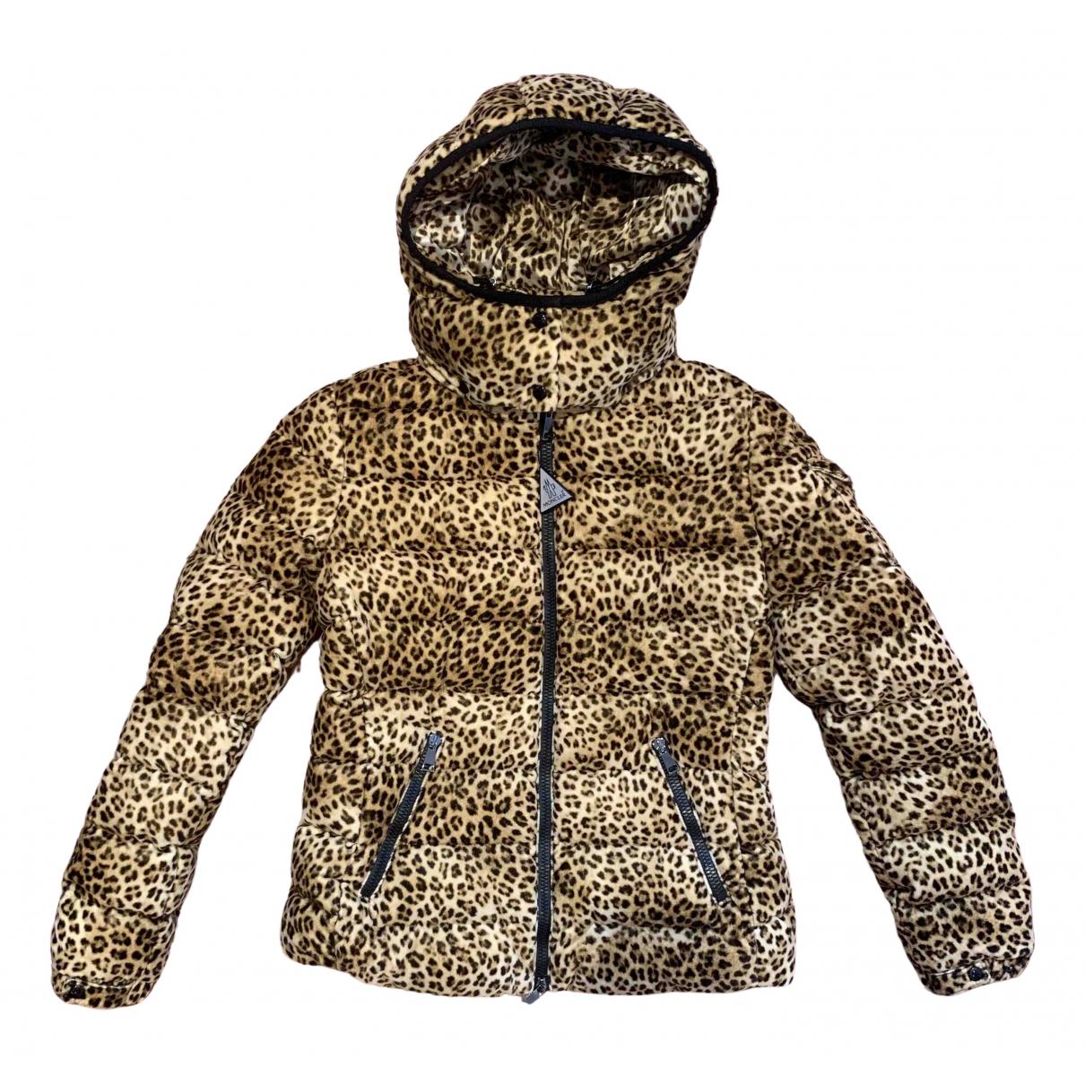 Moncler Hood Multicolour coat for Women 1 0-5