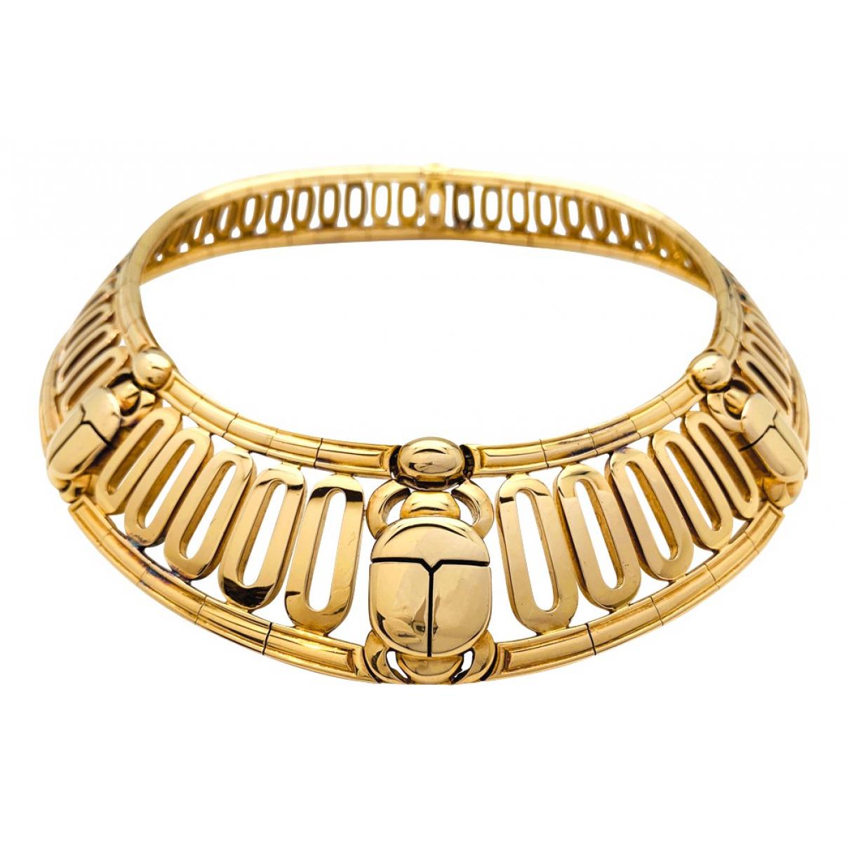 Cartier \N Halskette in  Gold Gelbgold