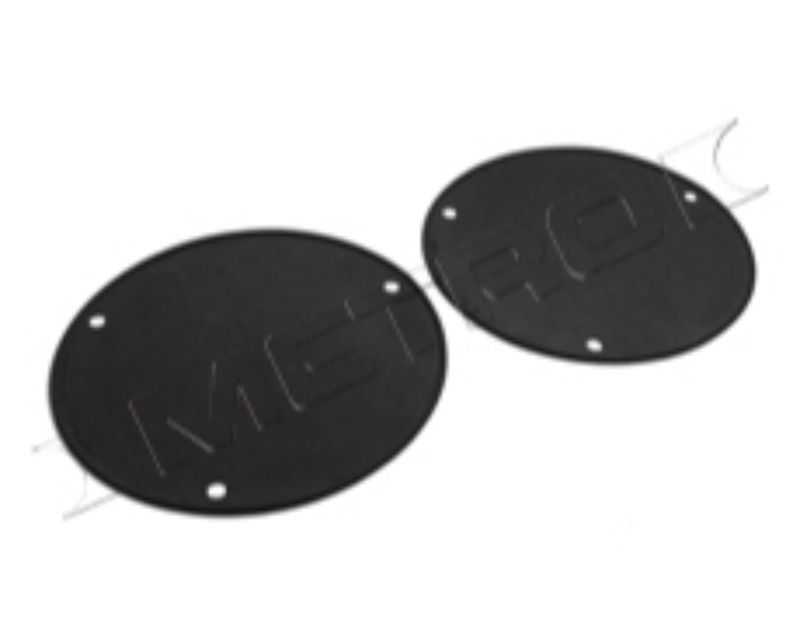 Metro Moulded MP 1309-B Headlight Pads