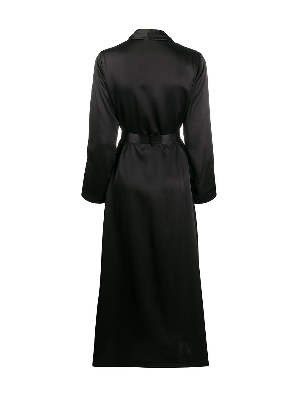 Silk Silk Long Robe