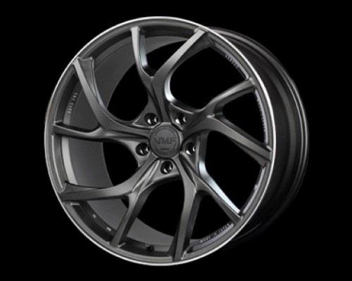 VMF WVMFC01AV45MMK C-01 Wheel 20x8.5 5x112 45mm Matte Gunblack/Rim Edge DC
