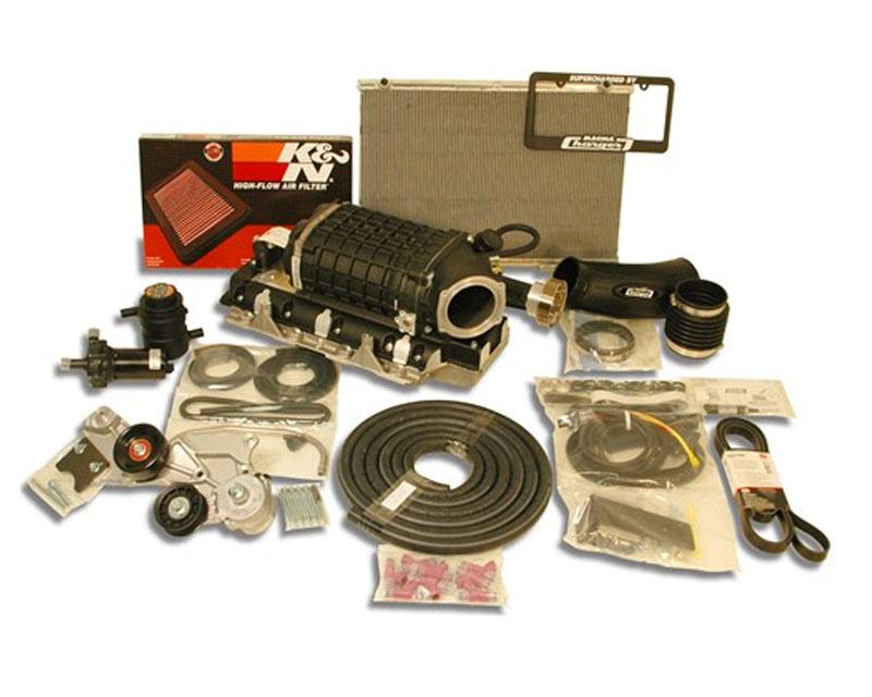 MagnaCharger Radix Max Supercharger Kit GMC Sierra 1500  6.0L, 6.2L 09-10