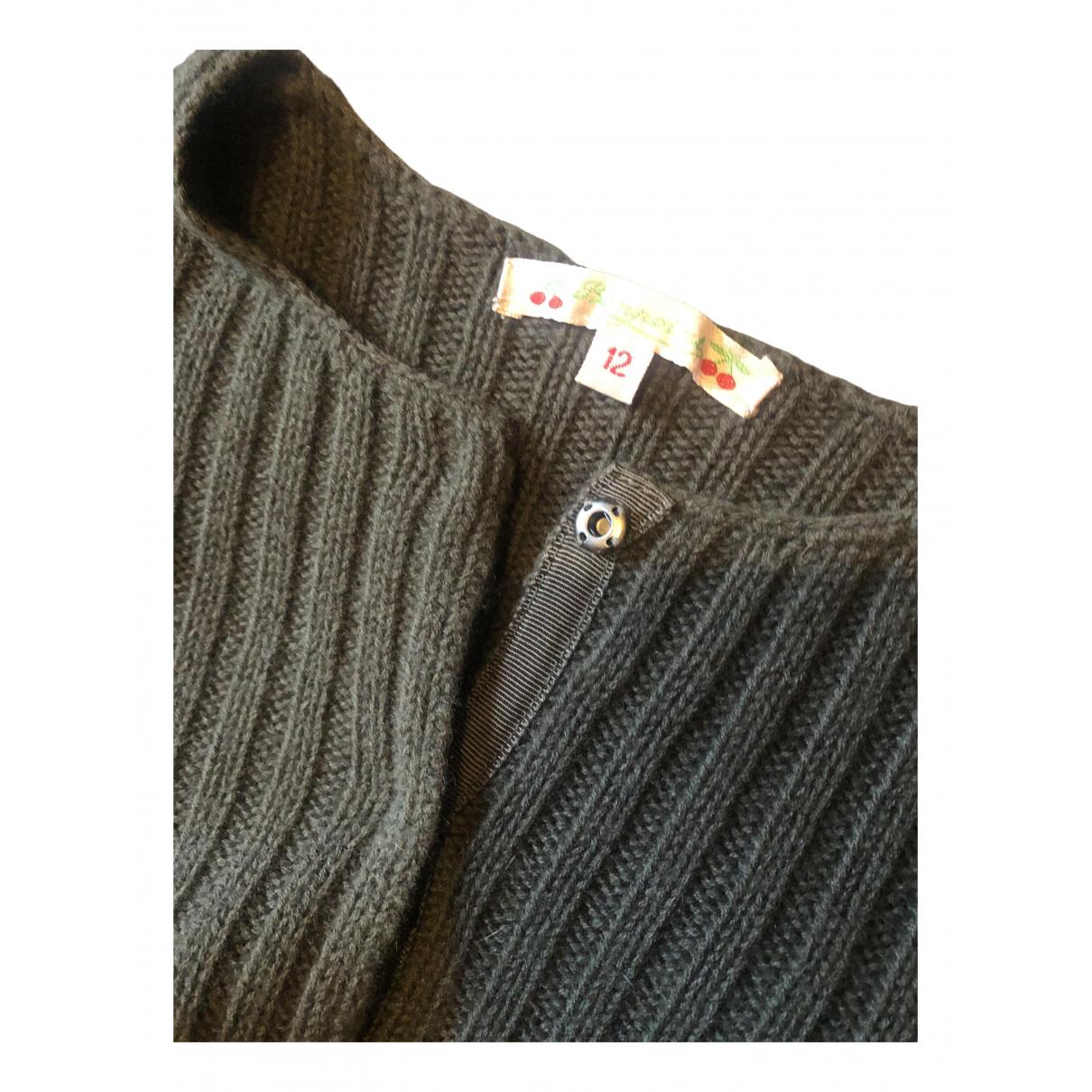 Bonpoint - Pull   pour enfant en laine